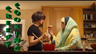creepy cooking with BEN 1.0