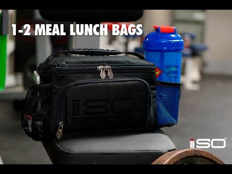 Lunch Bags - The Isomini, Made in the USA