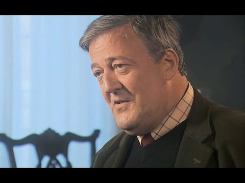 Stephen Fry Annihilates God