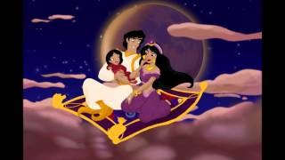 Disney Princesses and Their Families #1