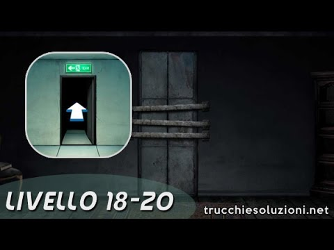 Soluzioni Can You Escape 25 Livello 18-20 (Walkthrough)