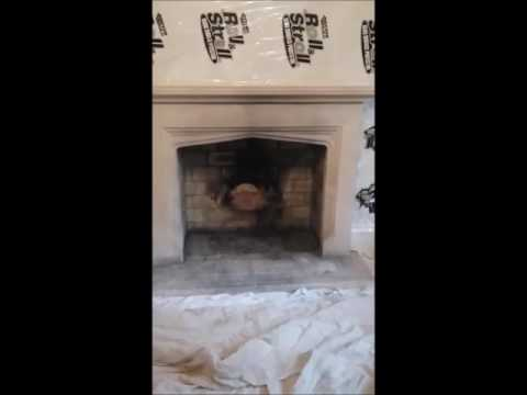 Nuneaton Domestic & Commercial Stone Fireplace Cleaning Services