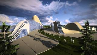 Kamel S Kamel # Revit # Lumion # L^-1 1st Edition # Semester 6 # Conceptual Design # Expansion