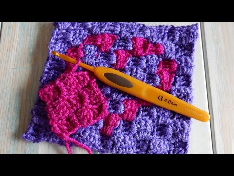 How to Crochet Corner to Corner (C2C) Increase and Decrease