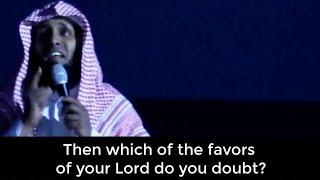 Heart Touching Quran Recitation - Mansur Al Salimi