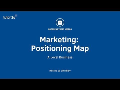 Marketing: The Market Positioning Map