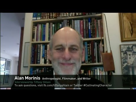 Character Day Interview w/ Alan Morinis