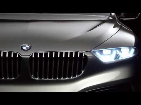 BMW Pininfarina Gran Lusso Coupé Exterior