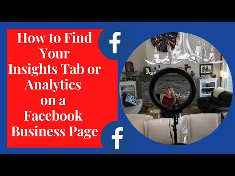 How to get the New Facebook Insights