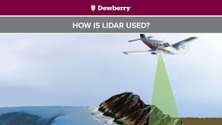How is LiDAR Used?