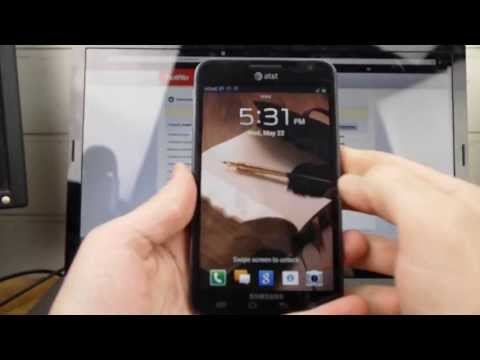 How To: Update BEYOND Official AT&T Jelly Bean 4.1.2 Galaxy Note i717