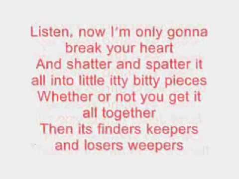 Break Your Heart Lyrics