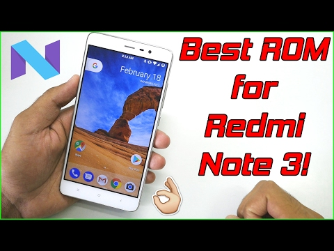 Pixel ROM for Redmi Note 3! Inbuilt Google Assistant with All Pixel Features!