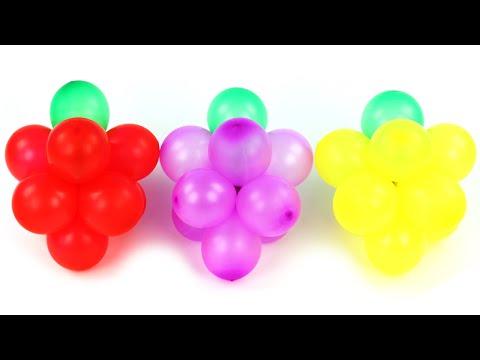 Grape Balloons or Berry Balloons