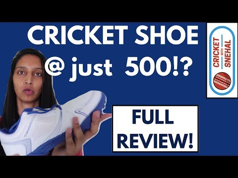 500 RUPEE CRICKET SHOE   SG Shield X1 Cricket shoe   Unboxing   Review   Cricket With Snehal