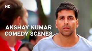 Akshay Kumar Comedy Scenes   Paresh Rawal   Bhagam Bhag   Govinda   Hindi Comedy Film