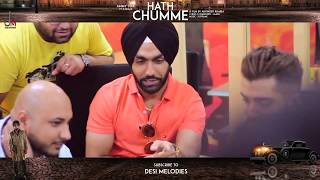 Hath Chumme | Promotional Tour | Ammy virk | Jaani | Arvinder Khaira | B Praak | Desi Melodies