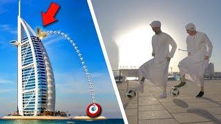 F2 IN DUBAI! | EPIC BIN SHOTS!