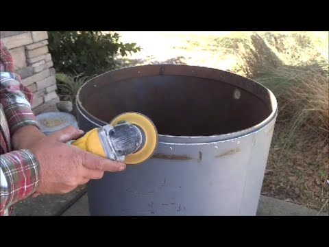 How to Build a Smoker Without a Welder.