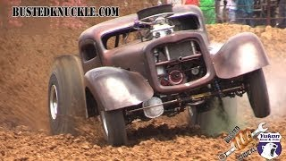 1600 HP 4WD RAT ROD - American Outlaw