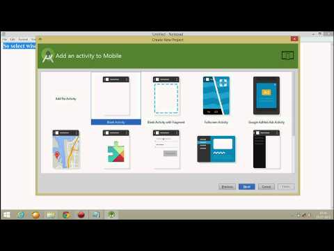 Android Studio Beginners Tutorial :  Hello World