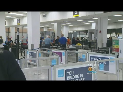 TSA Reminding Passengers What They Can And Cannot Bring To Airport