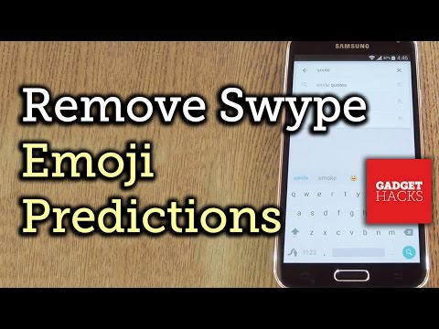 Get Rid of the Emoji Suggestions on Swype for Android [How-To]