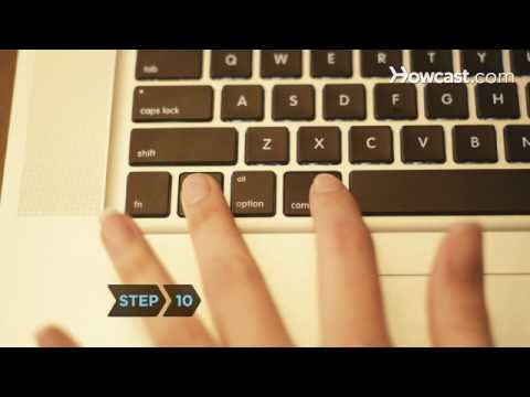 How to Learn 10 Mac Shortcuts