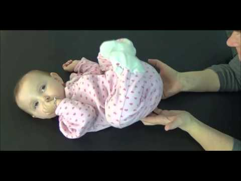 Help your Baby Crawl