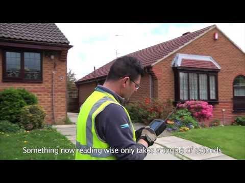 Itron Customer: Yorkshire Water, UK [Subtitles]