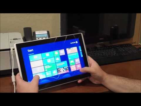 How to Use Windows 8 on a Touch Screen Device / Tablet - UsefulWindows.com