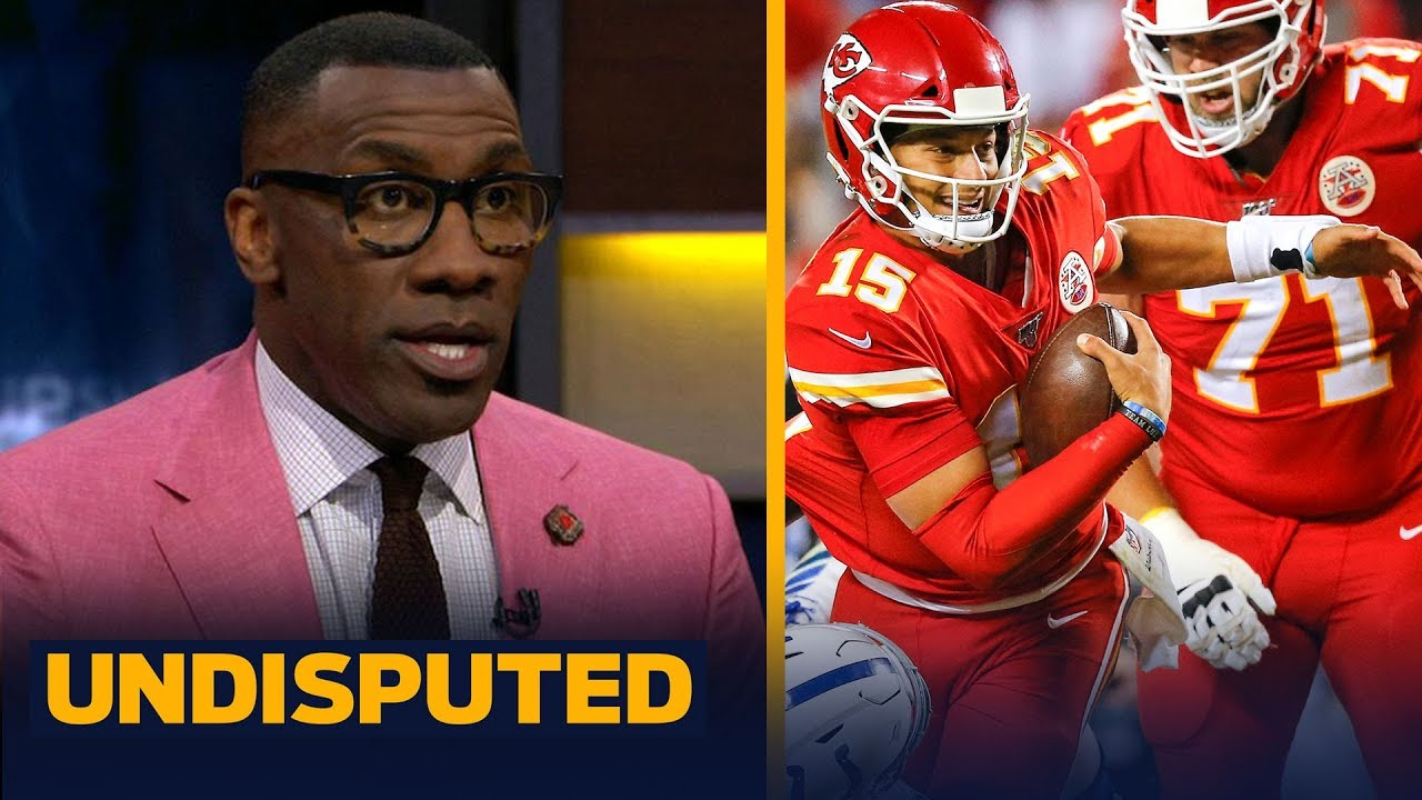 Chiefs need to go 'back to the drawing board' after loss to Indy — Shannon | NFL | UNDISPUTED