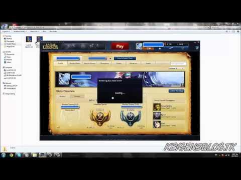 League of Legends Riot Points Adder