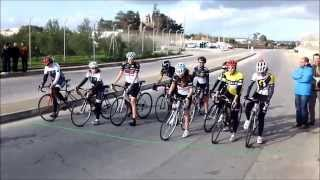 AGONES SFC - Criterium Race Highlights (Juniors / Masters / Ladies) 01 02 2015