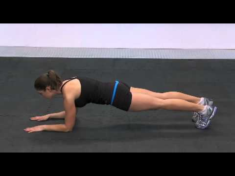 Workout Guide - Forearm Plank Hold