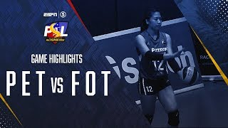Highlights: Petron vs. Foton | PSL All-Filipino Conference 2019