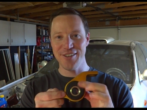 How to Install Subaru Front Control Arm Bushings!