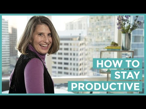How To Stay Productive: 21 Things I Own That Can Help You Too