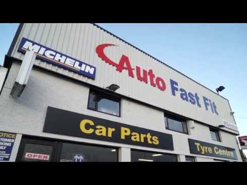 Auto Fast Fit | Car parts & Tyres Online | Letterkenny, Ireland