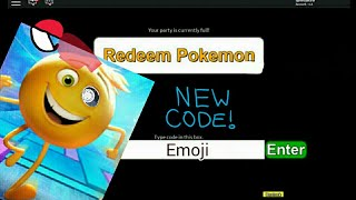 OMG!!]NEW MYSTERY CODE in PROJECT : POKEMON   Roblox
