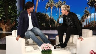 Ellen Chats with Argentine Polo Star Nacho Figueras