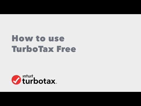 How to use TurboTax Free