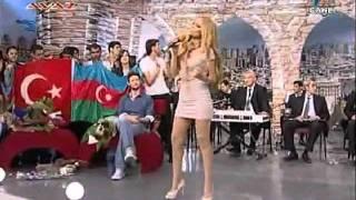 Eurovision 2011 Azerbaijan Baku Nigar Camal Eldar Qasımov TRT Avaz İctimai TV Yeni Gün 3  TRT Avaz İctimai TV ortaq yayımı Yeni Gün verilişi  TRT Avaz İçtimai TV ortak yayını Yenigün programı