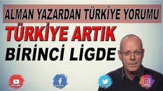 Alman Yazar Türkiye'yi Yazdı - Doğu Akdeniz, S400, F35, Savunma Sanayi