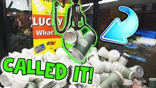 Download DOUBLE MYSTERY CUP CLAW MACHINE WIN!! What's Inside?? Video