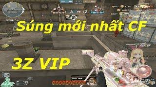 [ Bình Luận CF ] 3Z VIP Hoa Hồng Siêu Bá - Tiền Zombie v4