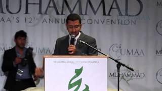 Abu Thar Al Halawaji at UMAA (Part 3 of 5)