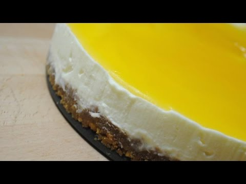 MANGO CHEESECAKE - Student Recipe