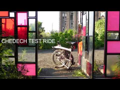CHEDECH TEST RIDE