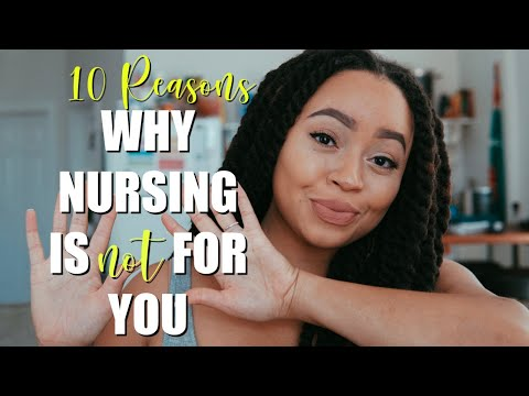 Xxx Mp4 NURSING IS NOT FOR YOU REASONS WHY YOU SHOULDN 39 T CHOOSE TO BE A NURSE 3gp Sex